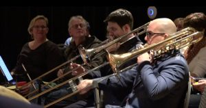 Close Call Arthur Wagenaar inetractief smartphone concert
