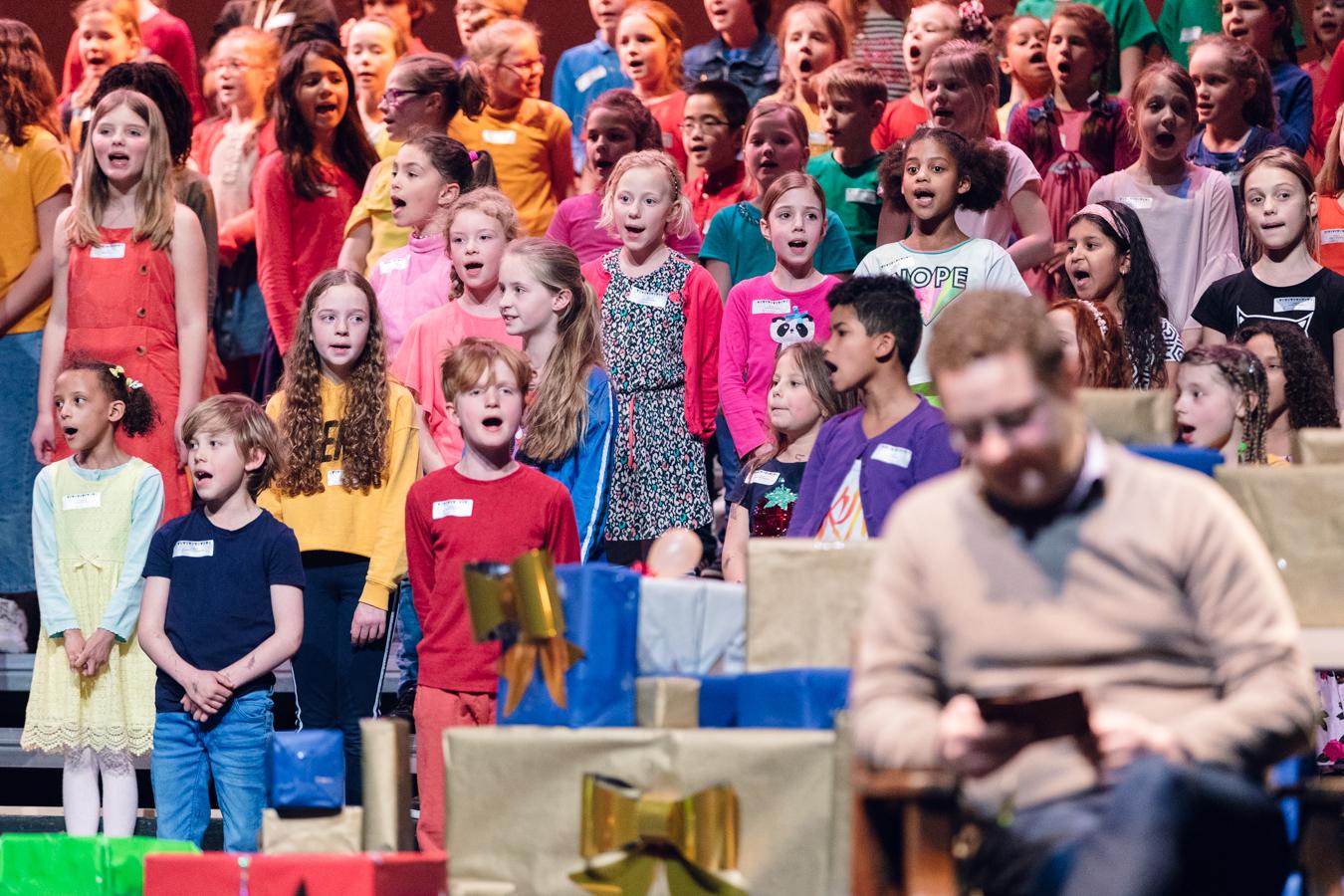 Kinderkorenfestival, Arthur Wagenaar